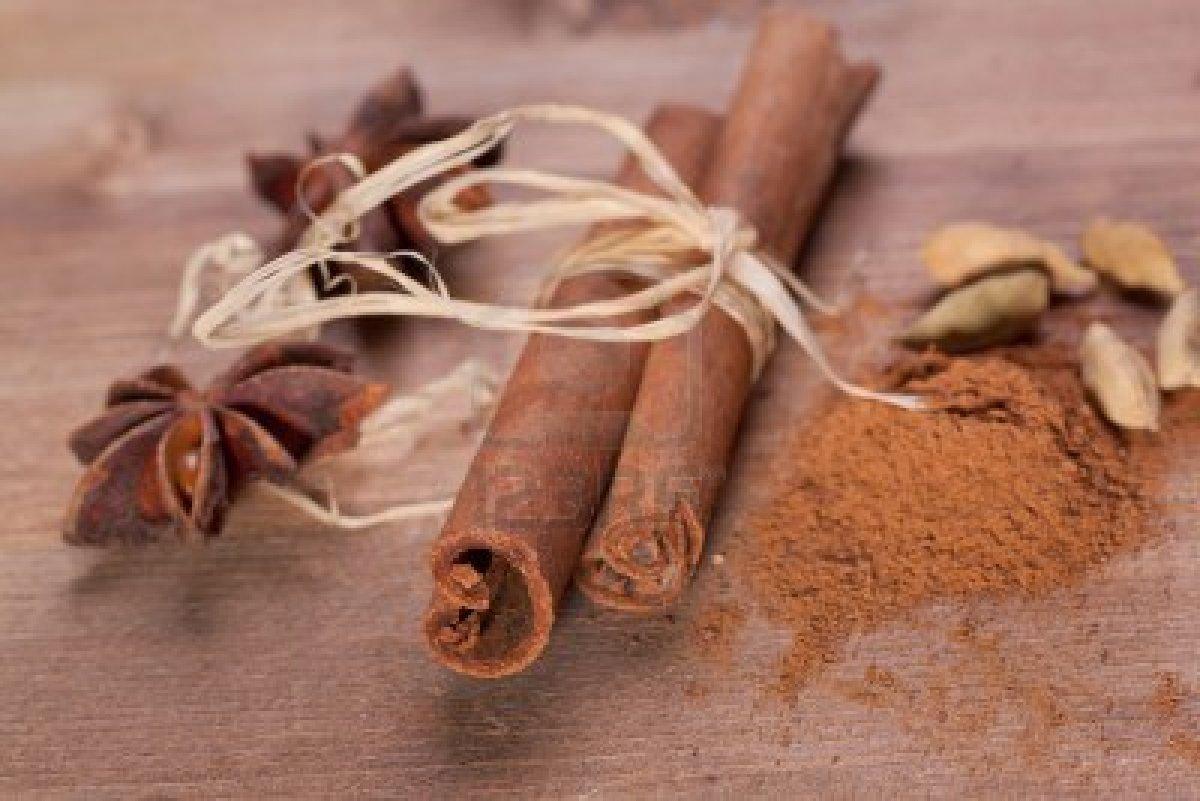 Cinnamon, Anise, & Cardamom